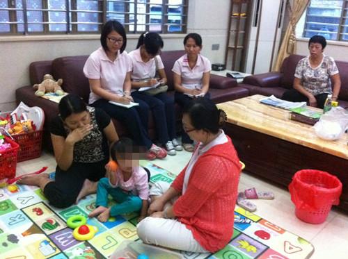 听障儿童家庭康复指导